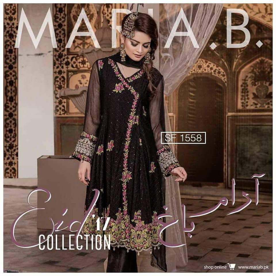 9eecdd7fa8 MARIA B CHIFFON COLLECTION IC-MB-410-1 - Irasna Collection
